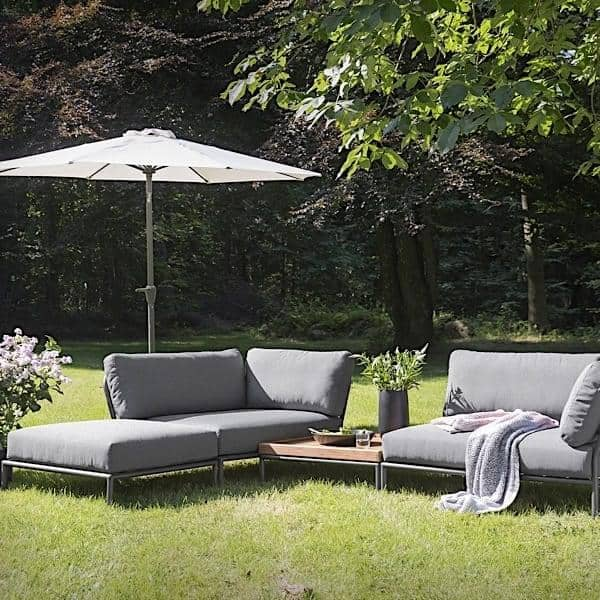 Garden Furniture Level To Compose High Quality Sofa