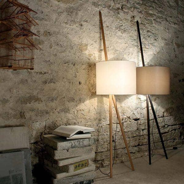 Utrolig LUCA LEAN, leanning lampe, MAIGRAU XW-98