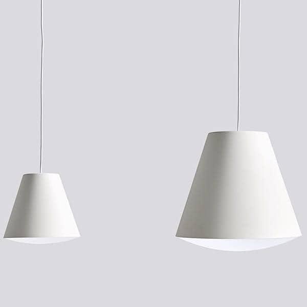 Illuminazione A Soffitto.Sospensione O Illuminazione A Soffitto Sinker Contemporanea E Tecnica Hay