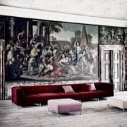 Sofá PLANET by SOFTLINE, um salão modular