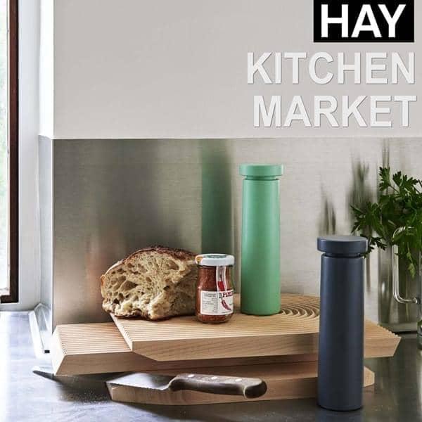 HAY KITCHEN MARKET, una collezione di funzionalità e design!