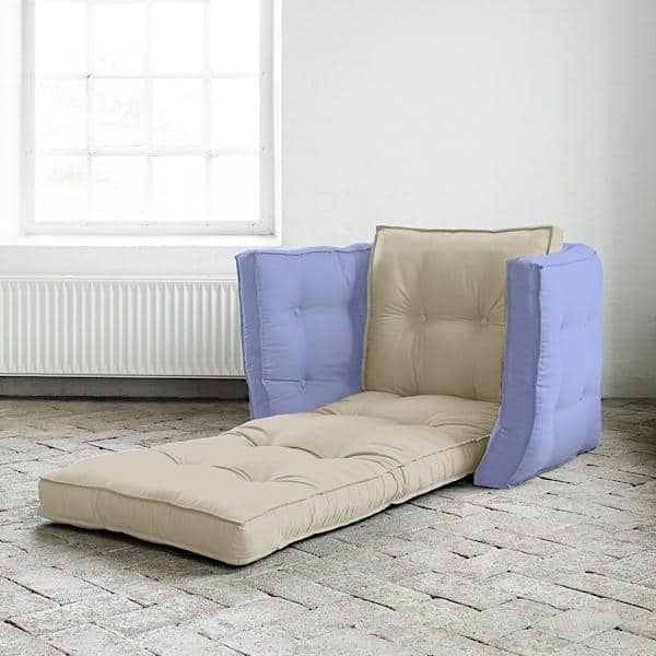 LOFTY, Futon armchair convertible, NORDIC DESIGN