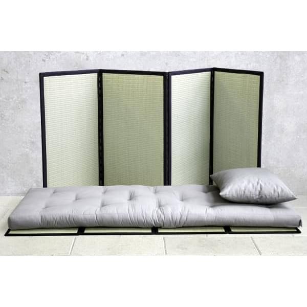 Tatami Die Traditionelle Japanische Bettbasis Für Ihren Futon 100 Natürlich