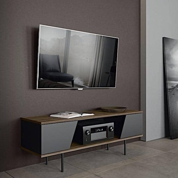 Meuble TV DIXIE, chic et sophistiqué. TEMAHOME