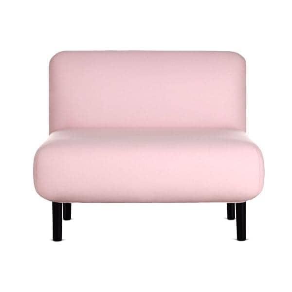 ELLE, um sofá cheio de redondeza e feminilidade
