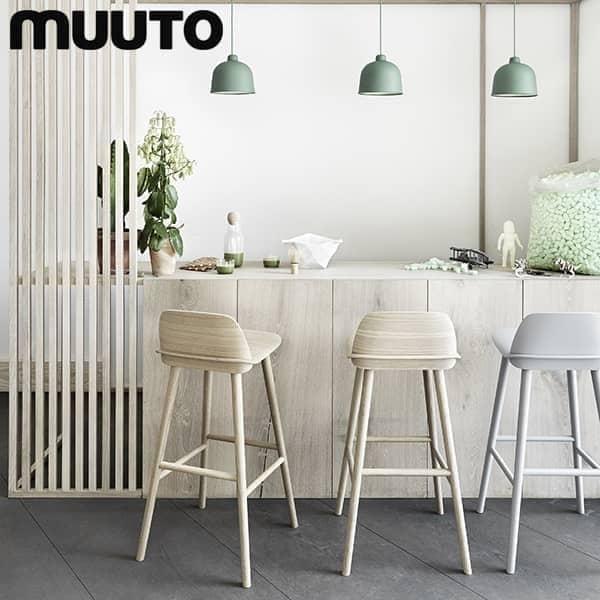 NERD barstol, den perfekte kombination af komfort og skandinavisk design. Muuto