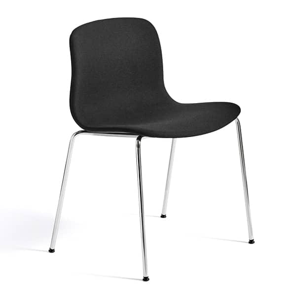 About A Chair Hay.The Chair About A Chair By Hay Aac 17 Upholstered Seat Stackable Curved Steel Legs