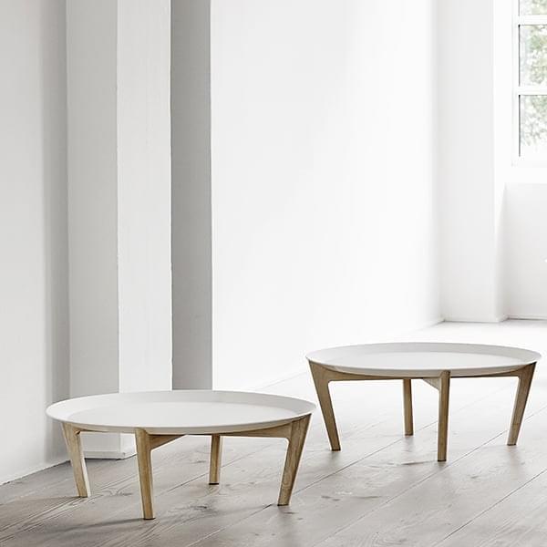 TRAY, et sofabord med et arkitektonisk design