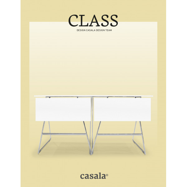 Tavoli Impilabili Per Esterno.Class Design Materiali Riciclabili E Tavoli Impilabili