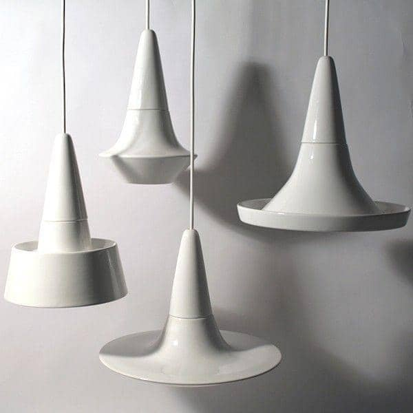SMALL LIGHT COLLECTION - Lámparas de cerámica brillantes - deco y el diseño, NEODESIGN