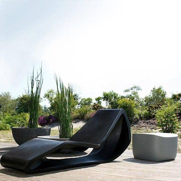 La Méridienne ORGANIC est une sculpture aussi belle dedans que dehors