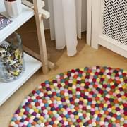 PINOCCHIO שטיח, HAY - הצבע והנוחות של צמר טהור - דקו ועיצוב