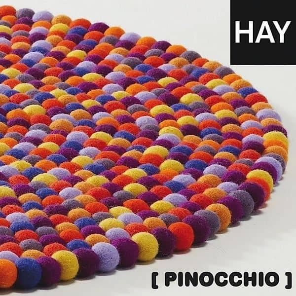 tapis pinocchio confort d 39 une pure laine hay. Black Bedroom Furniture Sets. Home Design Ideas