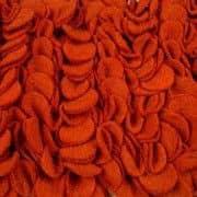 PETALOIDAL RUG HAY שדה של צמר רך - קישוט נעים, פנים ועיצוב
