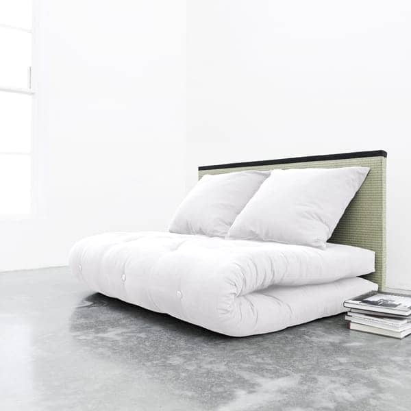 TATAMI SOFA BED : Futon + 2 almofadas de encosto + Tatami, realmente um bom negócio! - Deco e design