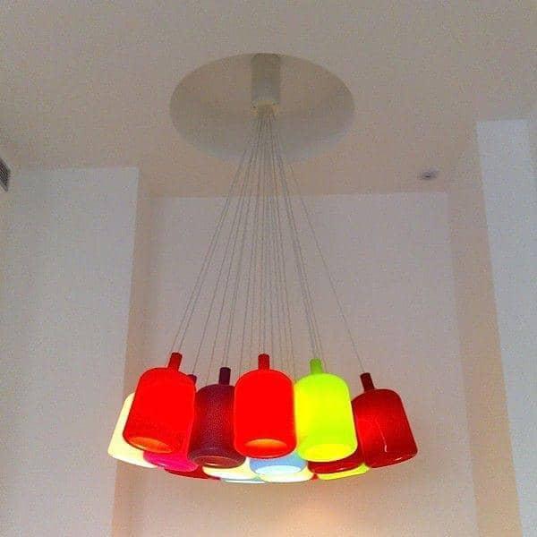 BULB Hanging Lamp, 19 Lamps, BOB DESIGN