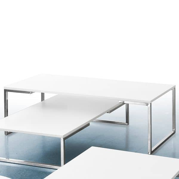 The MIRROR Coffee Table is easy to live and affordable, SOFTLINE