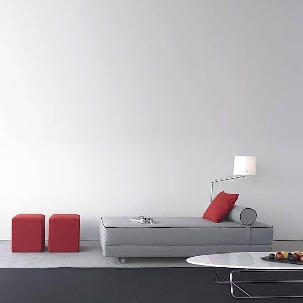 LUBY sofa:. Meget komfortable, en elegant og tidløs design, passer alle rom SOFTLINE