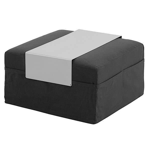 trio is a functional design pouf coffee table and occasional bed deco and design softline. Black Bedroom Furniture Sets. Home Design Ideas
