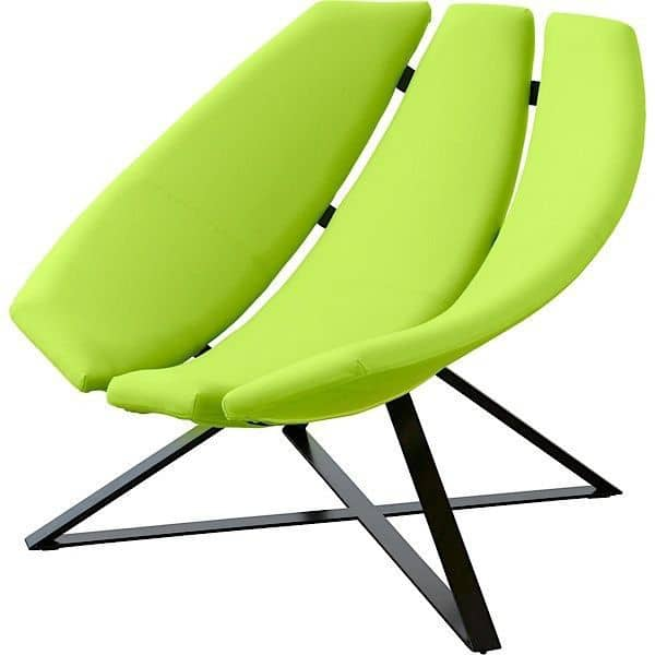 Radar relax chair elegant and surprising deco and for Relaxing chair design