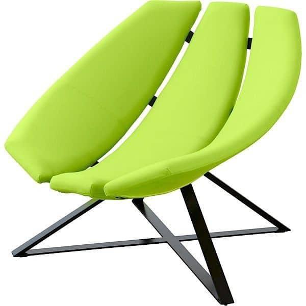 radar relax chair elegant and surprising deco and design softline. Black Bedroom Furniture Sets. Home Design Ideas