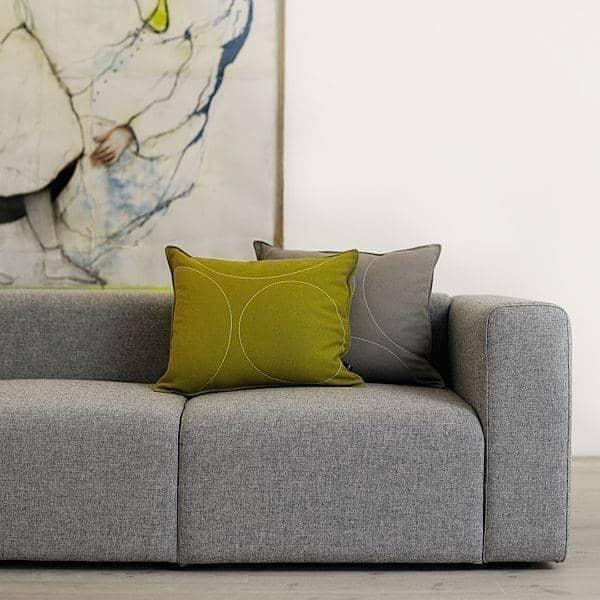 MAGS Sofa, HAY, Stoffe Und Leder, HAY