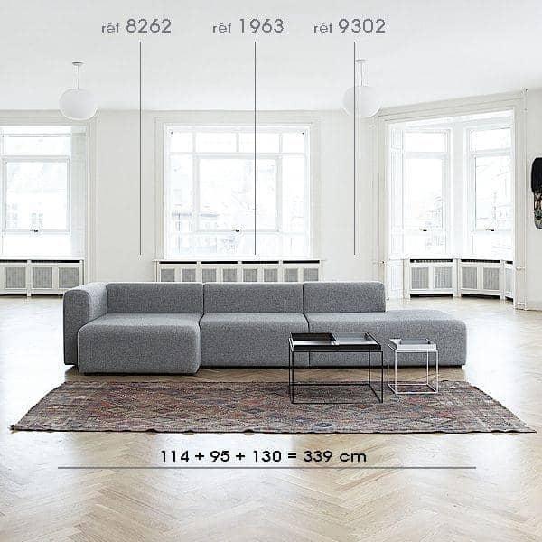 mags sofa modular units fabrics versions create your own sofa hay. Black Bedroom Furniture Sets. Home Design Ideas