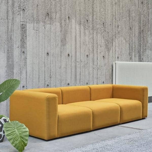 mags sofa modular units fabrics versions create your. Black Bedroom Furniture Sets. Home Design Ideas