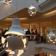 SCHEISSE - store verserende lampe - Deco og design, NORTHERN LIGHTING