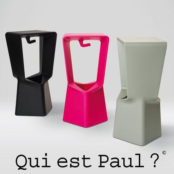 kenny bar stool the outdoor french touch deco and design qui est paul. Black Bedroom Furniture Sets. Home Design Ideas
