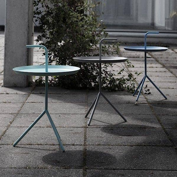 La Table d'appoint DLM par HAY en version XL