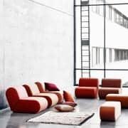 HEART : un divano generoso con heart, SOFTLINE - deco e del design, SOFTLINE