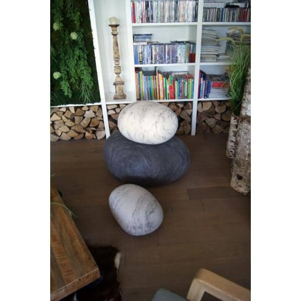 Rock cushions lana merino hecho a mano en sud frica - Cojines de lana hechos a mano ...