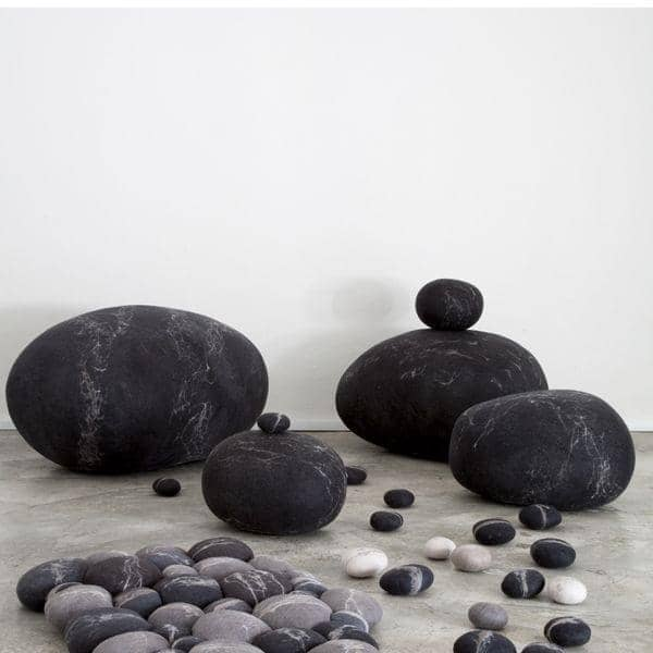 Perfect ... ROCK CUSHIONS   Merino Wool   Hand Made In South Africa ...