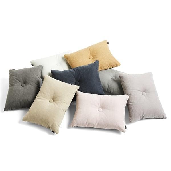 DOT Cushion von HAY - schöne Stoffe, tolle Farben