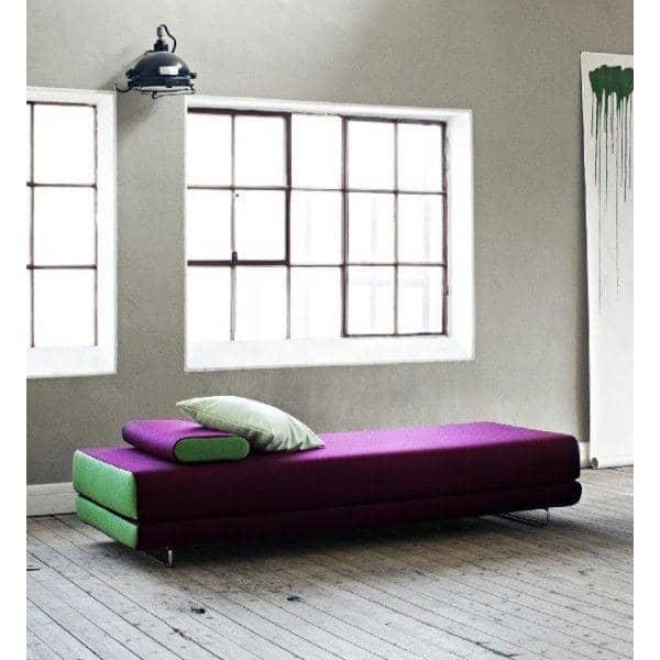 Shine day bed un sof cama muy c modo y con estilo softline for Comodas diseno italiano