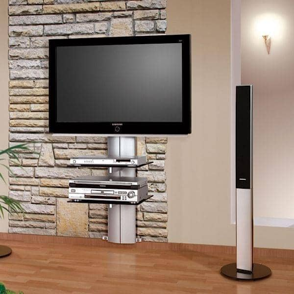 Orion 1 meuble tv lcd plasma d co et design for Meuble tv ecran plat suspendu