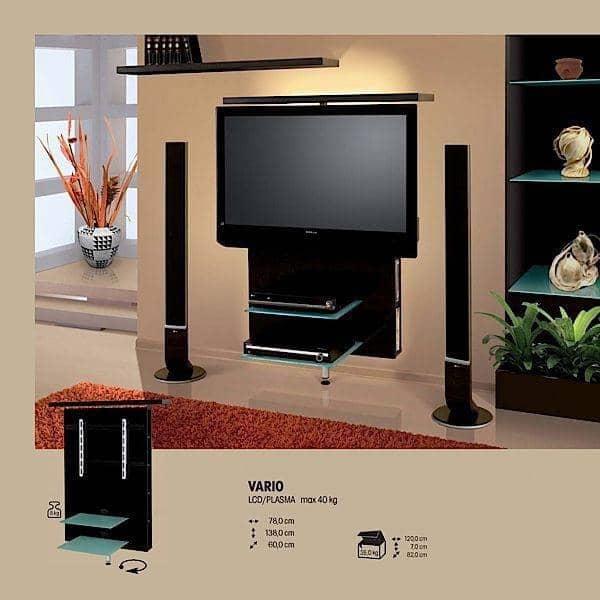vario meuble tv lcd plasma hubertus
