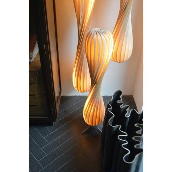 Pendant Floor Lamp: TR 7 Pendant Or Floor Lamp, TOM ROSSAU