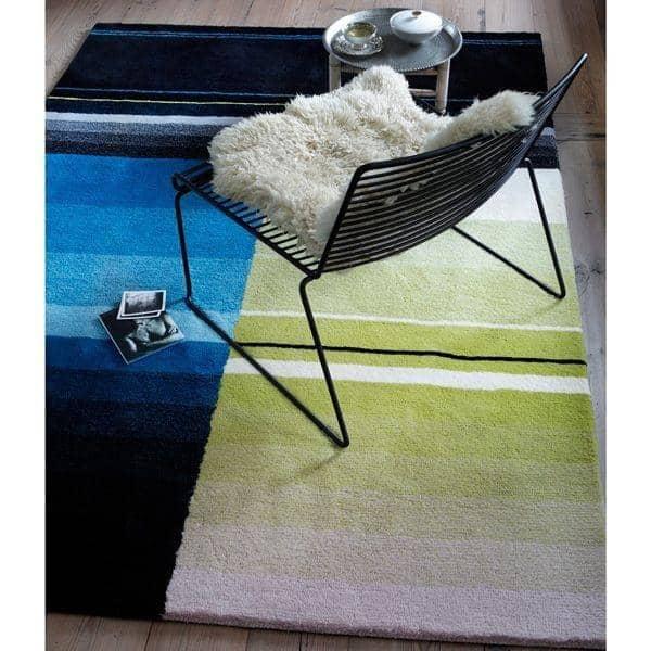 COLOUR CARPET : le tapis graphique et coloré