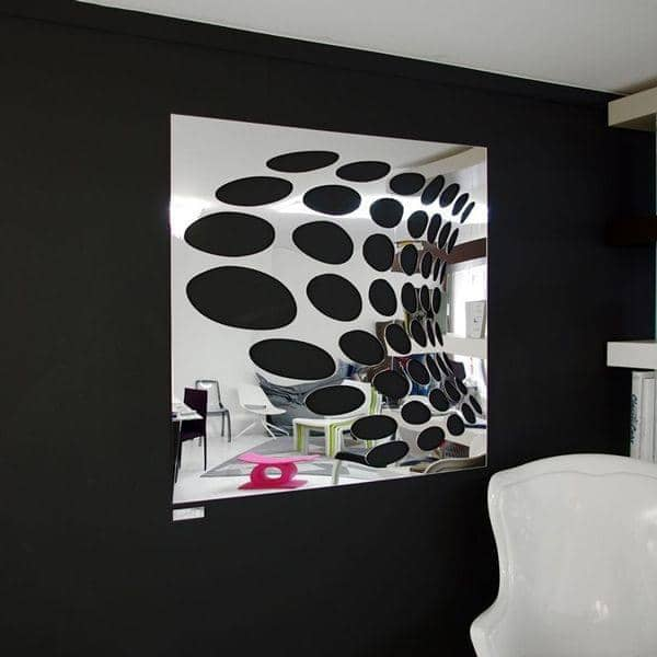 miroir d coratif psych par christian ghion robba edition. Black Bedroom Furniture Sets. Home Design Ideas
