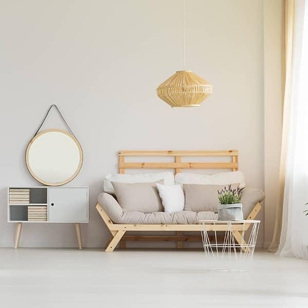 ALULA, un comodo divano trasformabile, chaise longue, NORDIC DESIGN