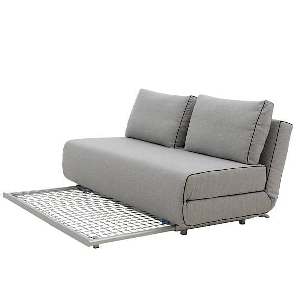 CITY poltrona e sofá: em um minuto, você tem um sofá-cama confortável - deco e design, SOFTLINE