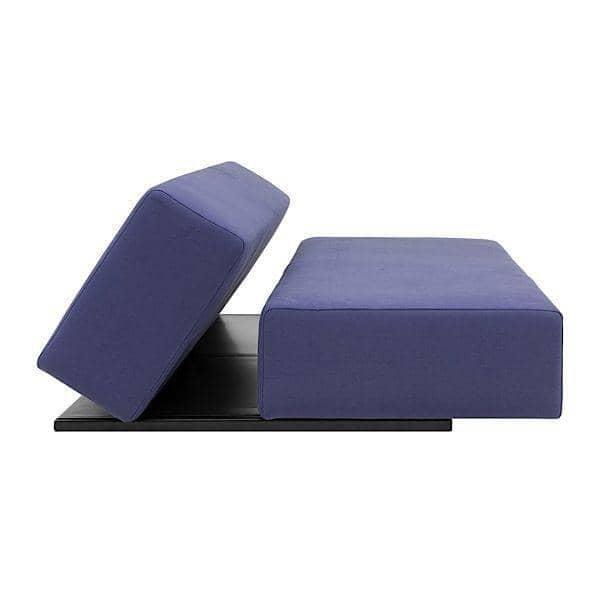 NEVADA, tissus NORDIC, MAREMOSSO, SYNERGY et MAINLINE : sofa convertible, 2 ou 3 places, avec sa méridienne et son pouf, des combinaisons multiples !