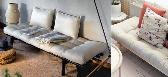 PACE, sofá-cama